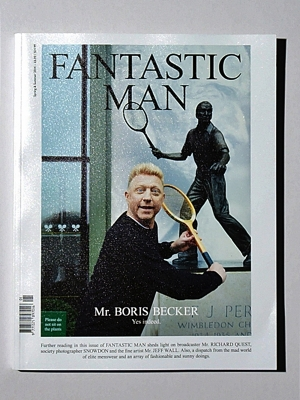Fantastic Man No.19 (14 S/S)