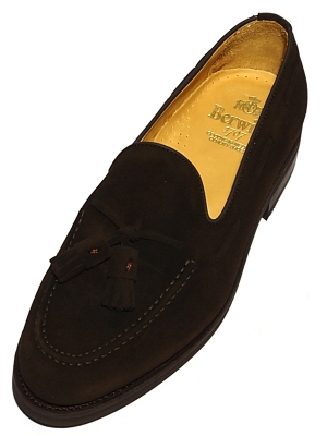Berwick 1707 8491 - Suede Dark Brown