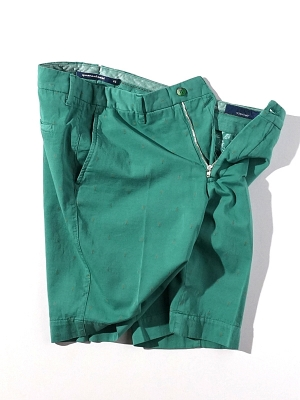 Vigano Shorts - Z Green