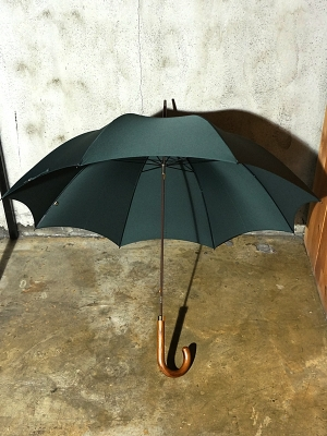 Fox Umbrellas GT-1 - Dark Green