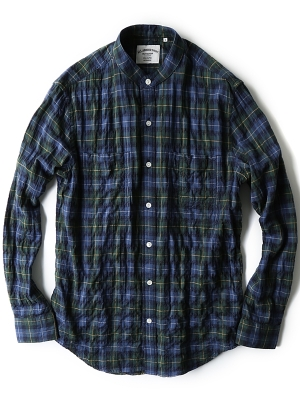 AAS Herringbone Check Shirts - DE17