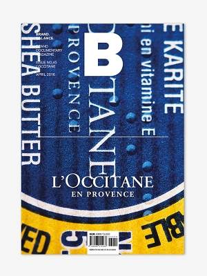 MAGAZINE B- Issue No. 45 L occitane