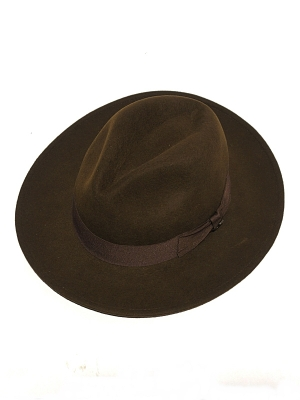 Ecua-andino Felt Hat Indiana -Brown