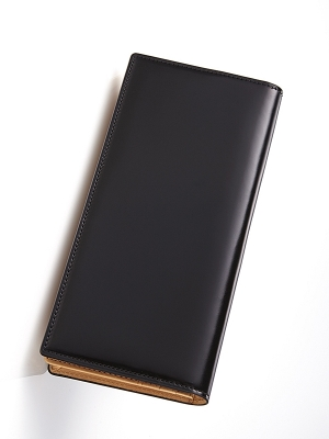 Sacco Long Wallet - Black