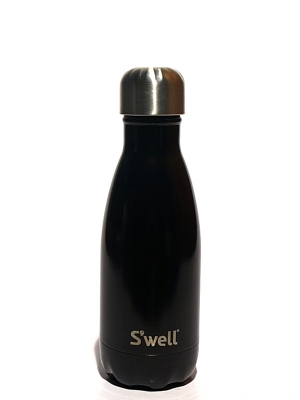 Swell Bottle 9oz Shimmer Midnight Black