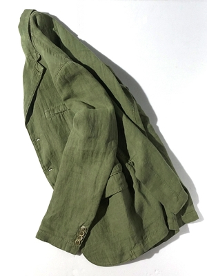 Man1924 Kennedy Jacket 1727 - Light Green