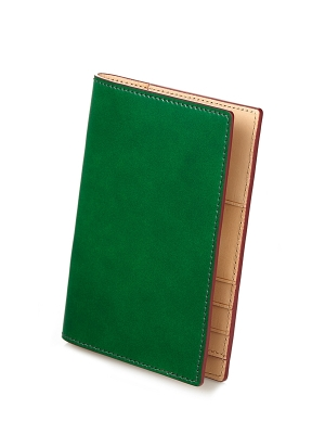 Sacco Passport Case- Green