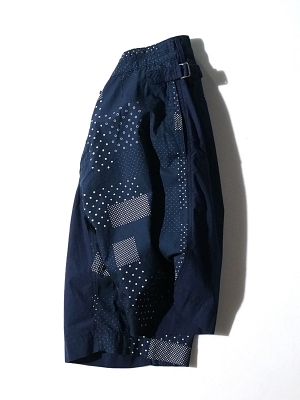 Eastlogue Officer  Shorts - Mix Dot