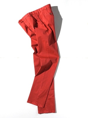Germano 528 2902 Chinos Pants - Red