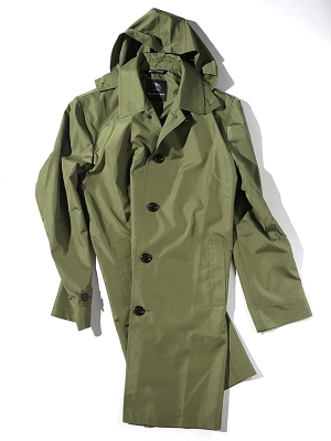 Fox Umbrellas Raincoat - Olive