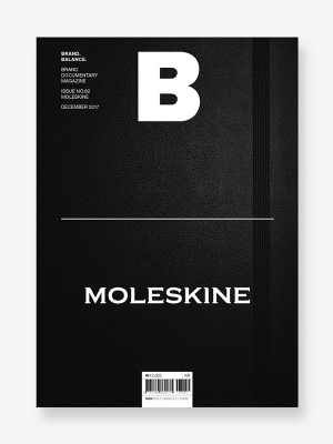 MAGAZINE B- Issue No. 62 Moleskine