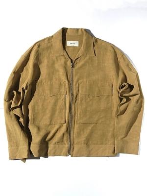 Unitus Short Jacket - Beige