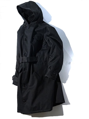 East Harbour Surplus Edgar Parka - Black