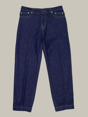 GOTT Regular  Wide Denim  - Indigo