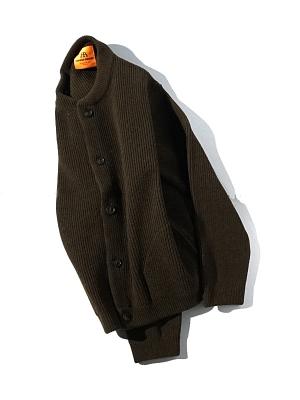 Andersen-Andersen Skipper Jacket - Natural Brown