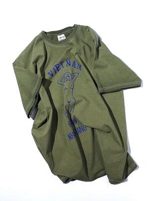 Wild Donkey Vietnam2 T- Shirt