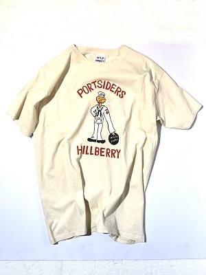 Wild Donkey Portsiders T- Shirt