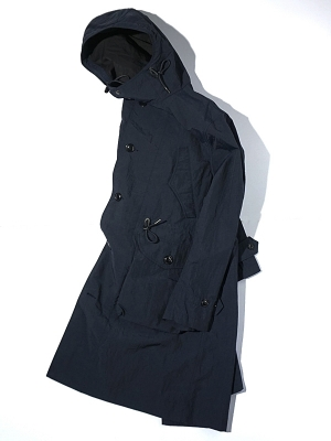 Eastlogue Changjin Battle Parka - Navy Ripstop