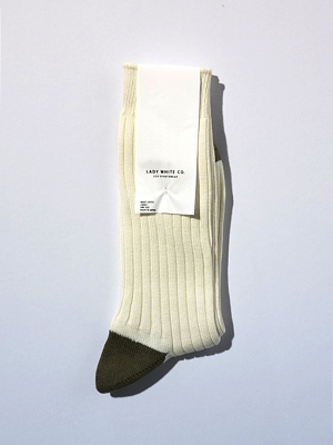 Lady White Co Socks - Natural