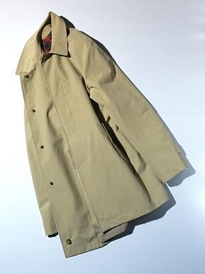 Baracuta G10 Classic Coat - Beige