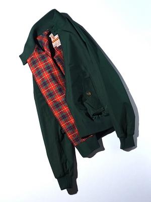 Baracuta G9 Origianl Jacket - Green