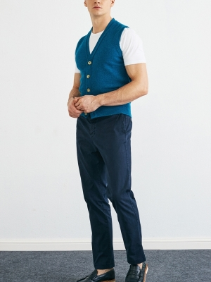 Rise and Below 248 Chions Pants - Navy