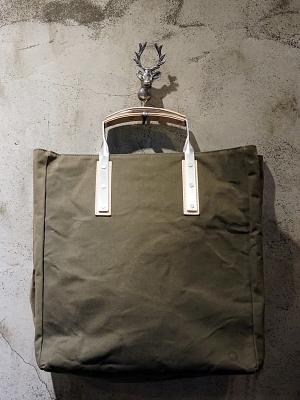 Clipmarks Warehouse Garden TM - Olive