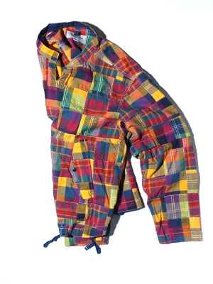 Eastlogue Pullover Shirt - Multi Madras