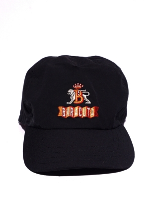 Baracuta Baseball Hat -  Black
