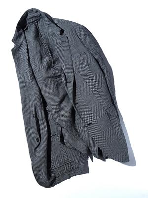 Man1924 Jacket 2026 - Grey Check