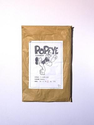 Wild Donkey Popeye T- Shirt