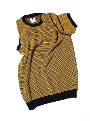 Mc Lauren Colin Round Knit - Yellow