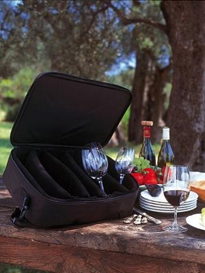 Riedel BYO Wine Glass Bag