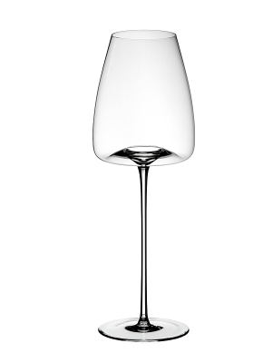 Zieher Wine Glass White - Straight