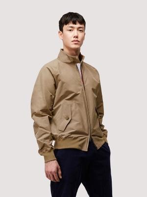 Baracuta G9 Origianl Jacket - Tan