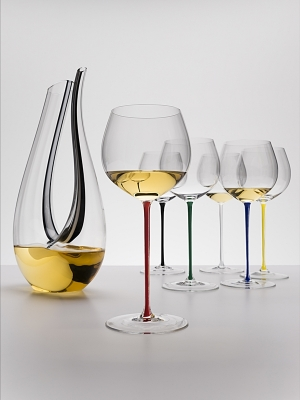 Riedel Fatto Mano Oaked Chardonnay Wine Glass