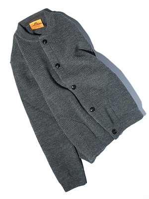 Andersen-Andersen Skipper Jacket - Grey