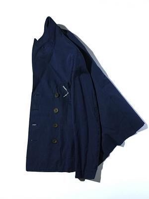 East Harbour Surplus Jean Double Jacket - Blue